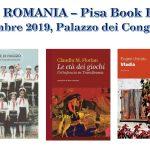 Focus Romania al Pisa Book Festival