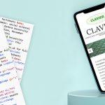 In linea il nuovo sito del Centro Interuniversitario CLAVIER