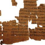 Il Papiro di Strasburgoe il I libro deiPhysika di Empedocle – 18 giugno